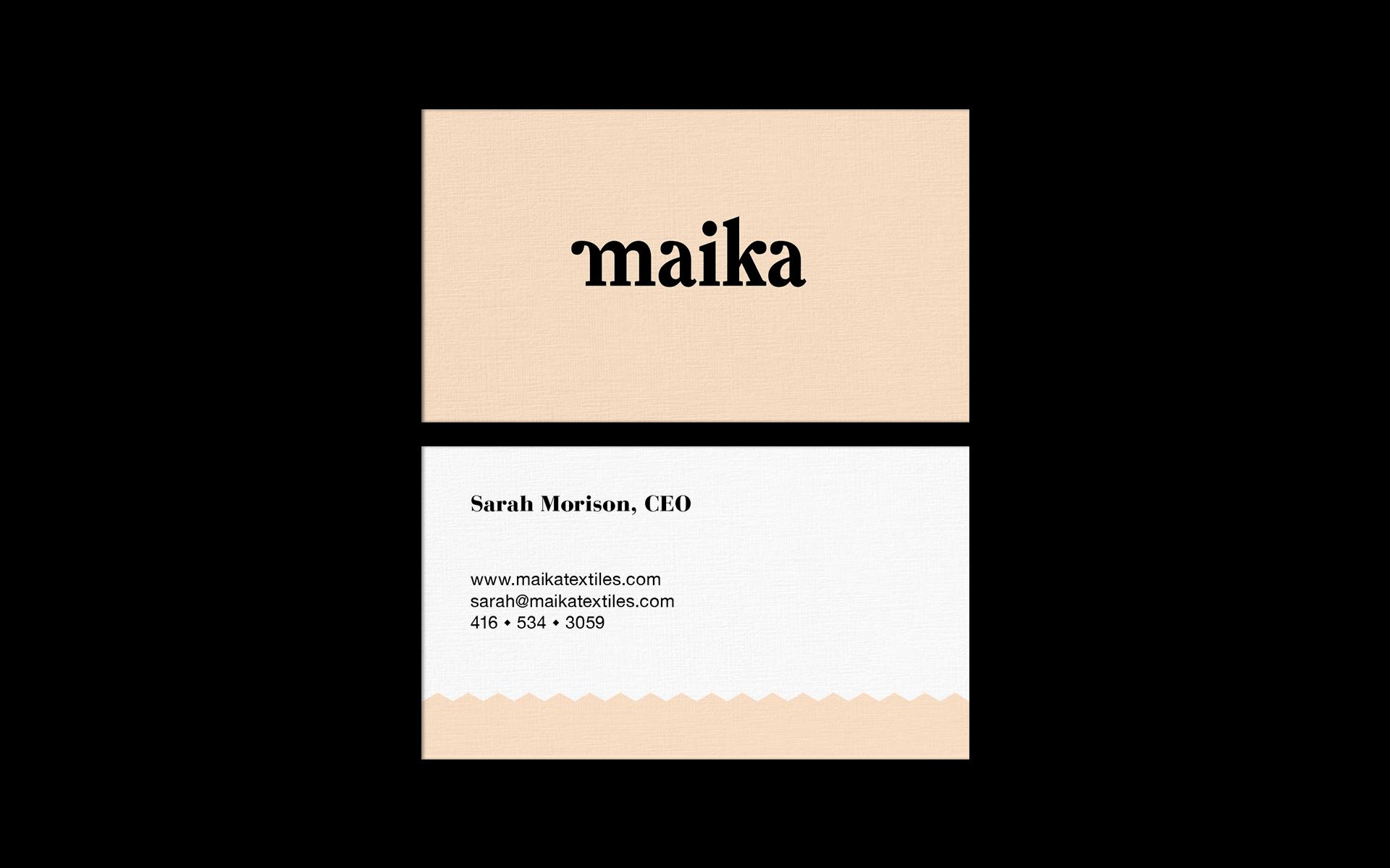 Maika_v02Business-Cards